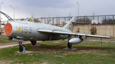 159 - Mikoyan-Gurevich MiG-17 Fresco - Bulgaria - Air Force