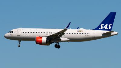 SE-ROM - Airbus A320-251N - Scandinavian Airlines (SAS)