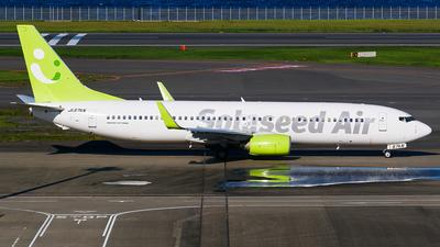 JA67AN - Boeing 737-881 - Solaseed Air