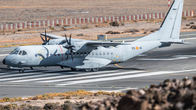T.21-03 - CASA C-295M - Spain - Air Force