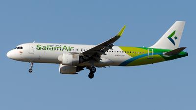 A4O-OVF - Airbus A320-251N - SalamAir