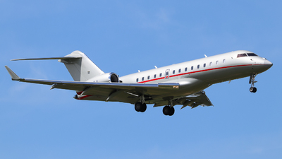 9H-VJL - Bombardier BD-700-1A10 Global 6000 - VistaJet