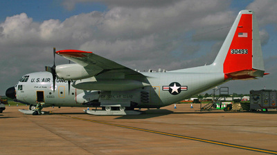83-0493 - Lockheed LC-130H Hercules - United States - US Air Force (USAF)