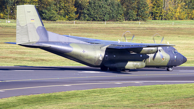 51-06 - Transall C-160D - Germany - Air Force