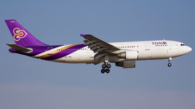 HS-TAO - Airbus A300B4-622R - Thai Airways International