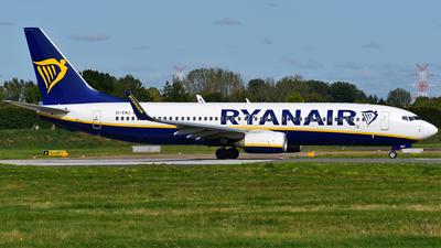 EI-ENJ - Boeing 737-8AS - Ryanair