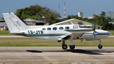 TG-JYM - Cessna 421B Golden Eagle - Private