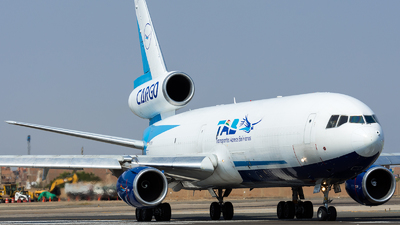 CP-2791 - McDonnell Douglas MD-10-30(F) - TAB - Transportes Aéreos Bolivianos