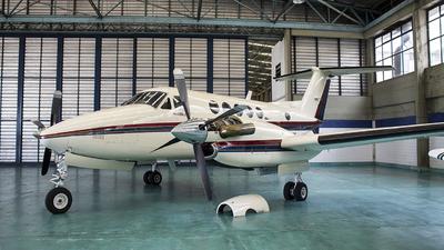 N508DW - Beechcraft 200 Super King Air - Private
