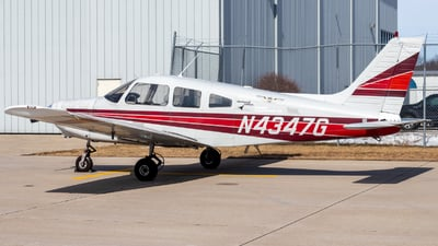 N4347G - Piper PA-28-161 Warrior II - Private