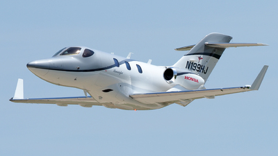 N199HJ - Honda HA-420 HondaJet - Private
