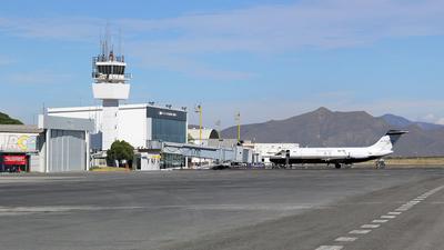 MMIO - Airport - Ramp