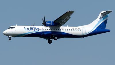 VT-IXV - ATR 72-212A(600) - IndiGo Airlines