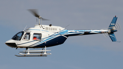 VH-LLA - Bell 206B JetRanger III - Private