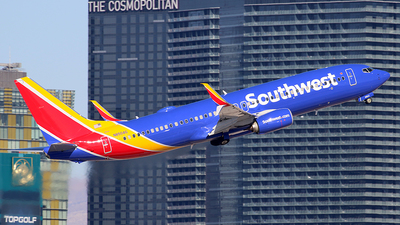N8504G - Boeing 737-8H4 - Southwest Airlines