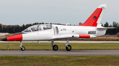 N88EA - Aero L-39C Albatros - International Test Pilots School