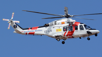 A picture of ECLIS - AgustaWestland AW139 - [31268] - © Alejandro Hern�ndez Le�n