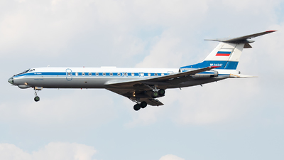 RF-94247 - Tupolev Tu-134AK - Russia - Air Force