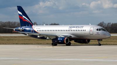 A picture of RA89060 - Sukhoi Superjet 10095B - Aeroflot - © Stephan Wagner