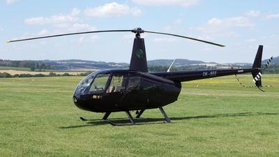 A picture of OKEEE - Robinson R44 Raven II - [13034] - © Václav Kudela
