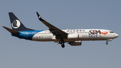 B-7977 - Boeing 737-85N - Shandong Airlines