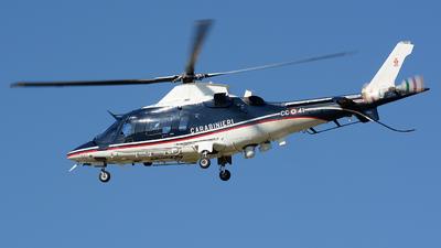 MM81667 - Agusta-Westland AW-109N Nexus - Italy - Arma dei Carabinieri