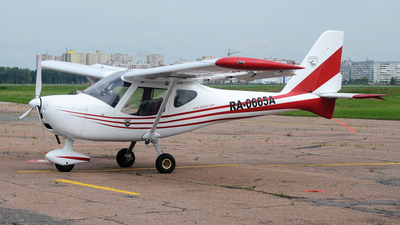 RA-0665A - Skyeton K-10 Swift - Private
