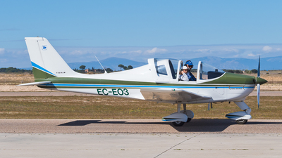 EC-EO3 - Tecnam P2002 Sierra - Private