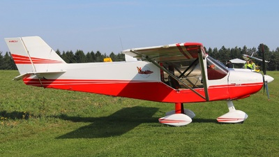 08GT - Rans S-6ES Coyote II - Private