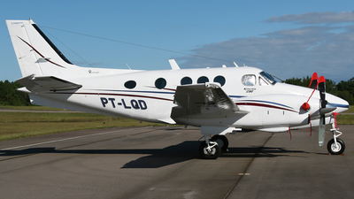 PT-LQD - Beechcraft C90 King Air - Private