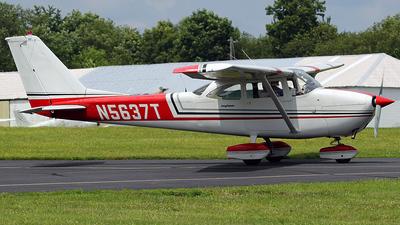 N5637T - Cessna 172E Skyhawk - Private