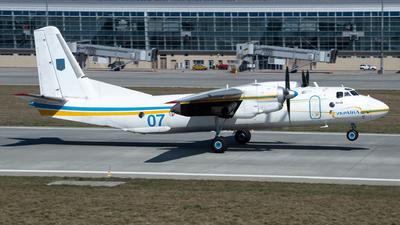 07 - Antonov An-26 - Ukraine - Ministry of Internal Affairs