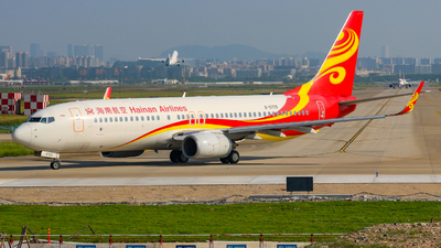 B-5709 - Boeing 737-808 - Hainan Airlines