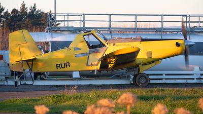 ZK-RUR - Air Tractor AT-402B - Private