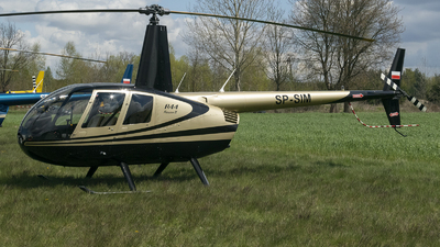 SP-SIM - Robinson R44 Astro - Private