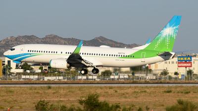 N807XA - Boeing 737-8KV - Saudi Aramco Aviation