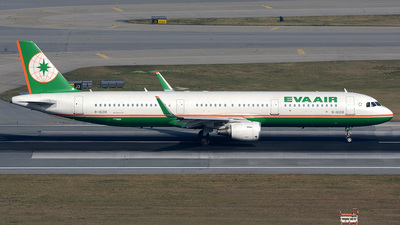 B-16218 - Airbus A321-211 - Eva Air