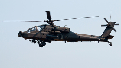 Q-08 - Boeing AH-64D Apache - Netherlands - Royal Air Force