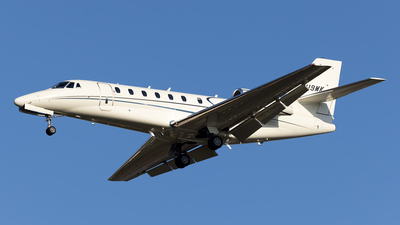 N19MK - Cessna 680 Citation Sovereign - Private