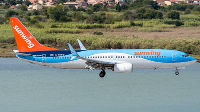 A picture of GTAWO - Boeing 7378K5 - TUI fly - © Michael Baumert