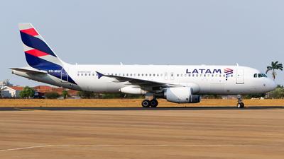 PR-MHP - Airbus A320-214 - LATAM Airlines
