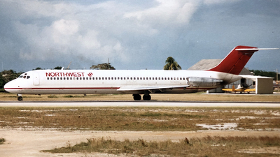 N769NC - McDonnell Douglas DC-9-51 - Northwest Airlines