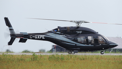 C-GXPE - Bell 429 WLG - Private
