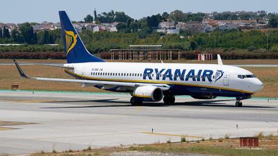 A picture of EIDHG - Boeing 7378AS - Ryanair - © Fernando Roca