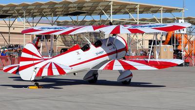A picture of N212PC - BoeingStearman Model 75 - [75553] - © Daniel Klein