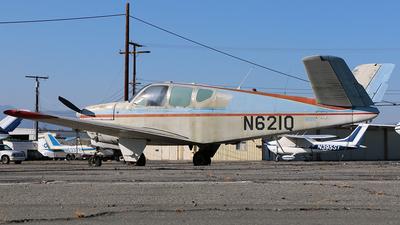 A picture of N621Q - Beech H35 Bonanza - [D5255] - © Jeroen Stroes