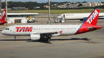 PR-MHZ - Airbus A320-214 - TAM Linhas Aéreas