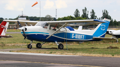 G-NWFT - Reims-Cessna F172N Skyhawk - Private