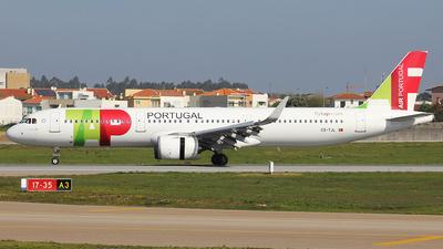 A picture of CSTJL - Airbus A321251N - TAP Air Portugal - © Luciano Bragança