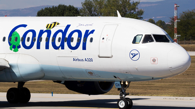 D-AICH - Airbus A320-212 - Thomas Cook Airlines